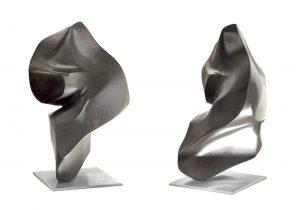 "Skulptur Gerd Sasse ""Formenspiel"""